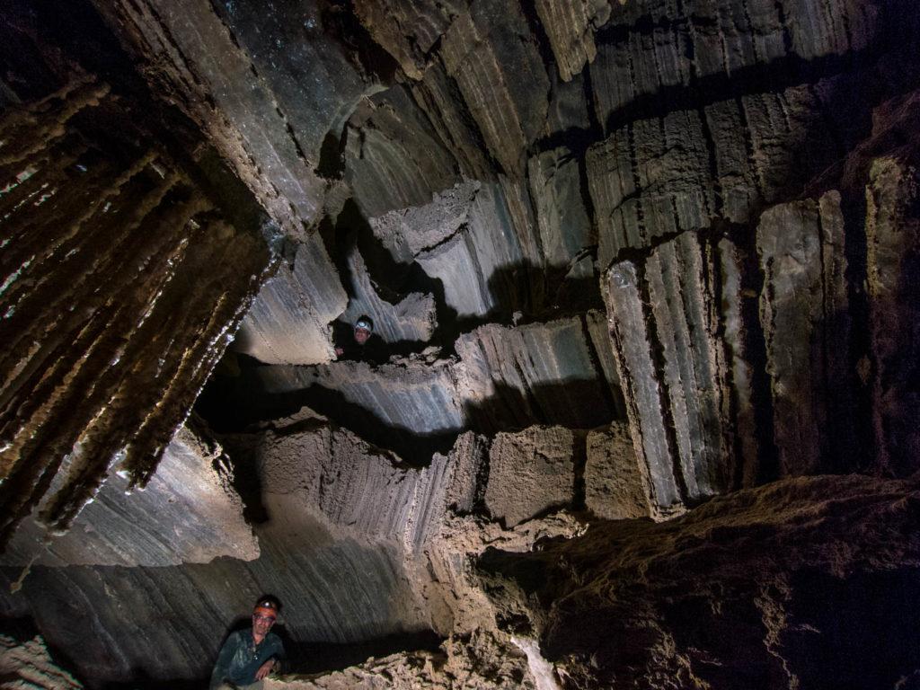 Солна пещера в планината Содом