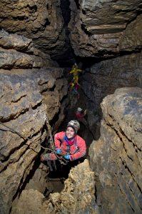 Kita Gacesina cave, croatia
