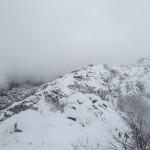 Сняг на Мосор не е често явление